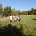 Auf Entdeckungstour mit Kindern in Wald und Flur