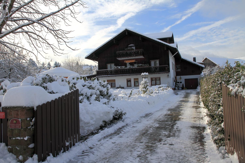 Startseite Ferienwohnung Spessartwald Steinau